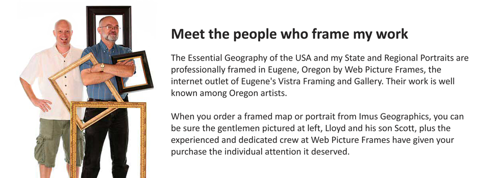 Meet the people who frame my work | Links