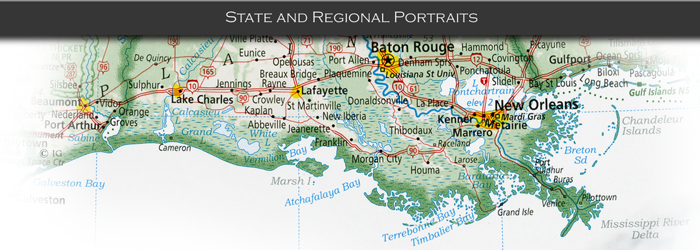State and Regional Portraits