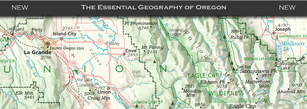 Maps Of The USA USA Maps Imus Geographics - Portland usa map