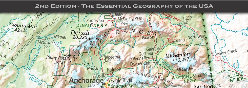 Maps of the USA   USA maps   Imus Geographics