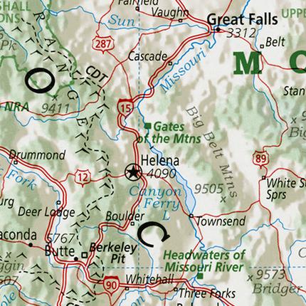 Gates of the Mountains, Montana | ReDiscover the USA