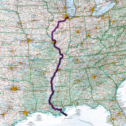 Great Lakes to the Gulf of Mexico…by Boat | ReDiscover the USA