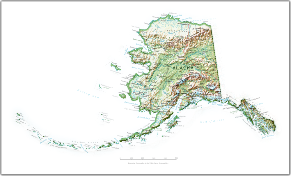 Alaska Portrait | 2nd Edition State Portraits