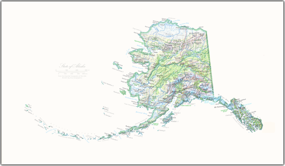 State of Alaska | State and Regional Portraits