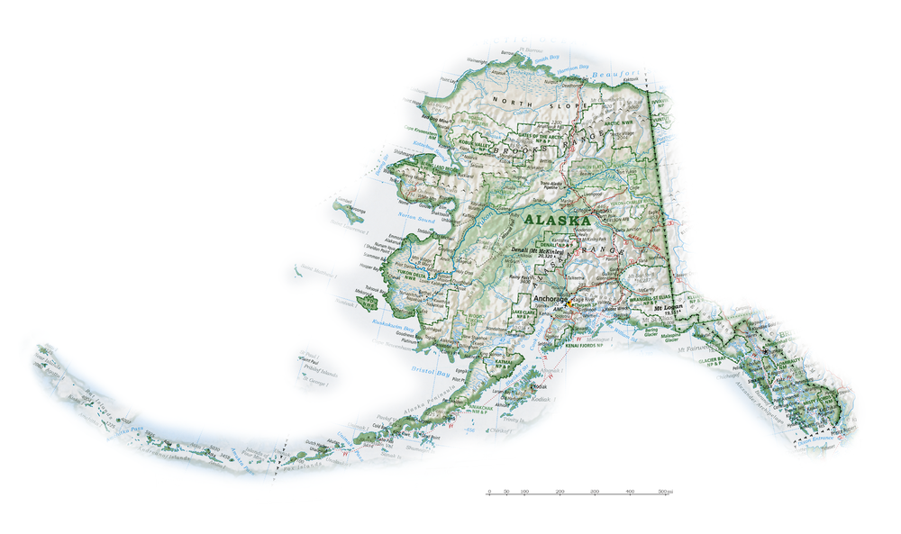 Alaska | State and Regional Portraits