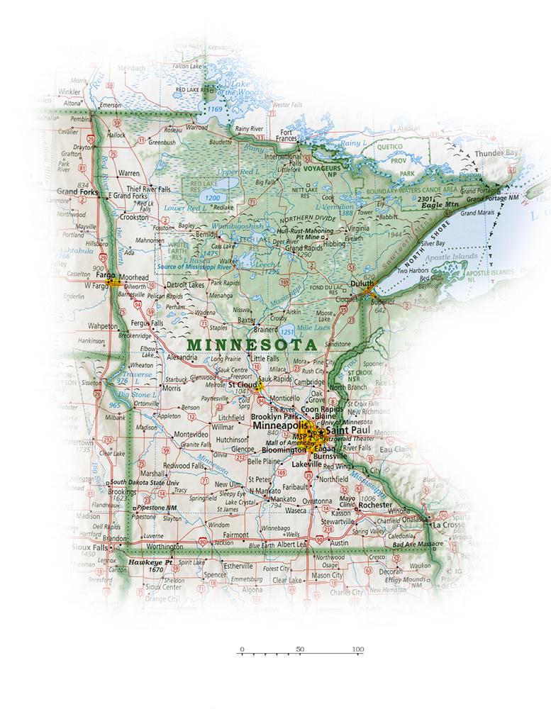 Minnesota | State and Regional Portraits