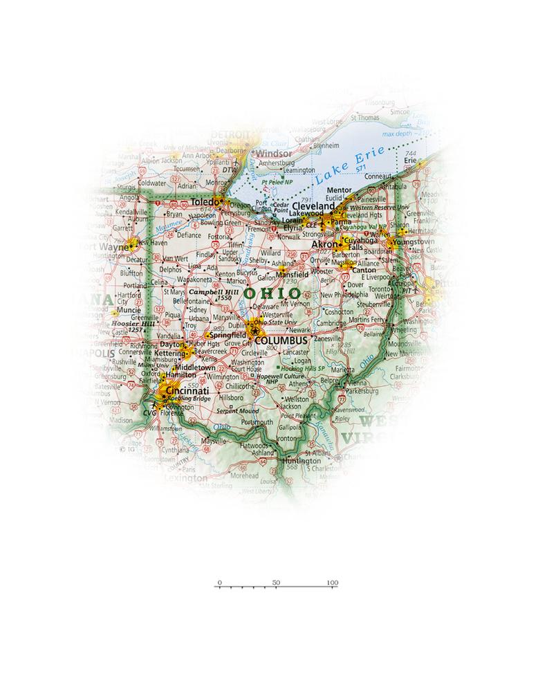 Ohio   State and Regional Portraits