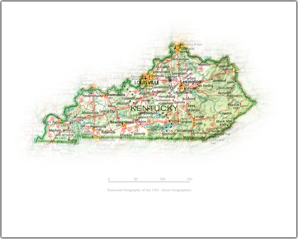 Portrait of Kentucky | State and Regional Portraits
