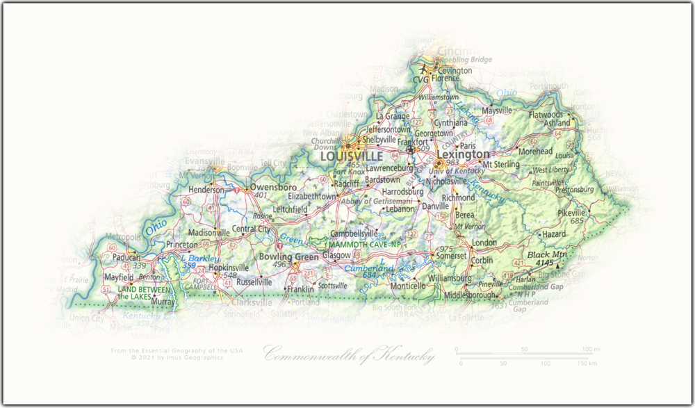 Commonwealth of Kentucky | State and Regional Portraits