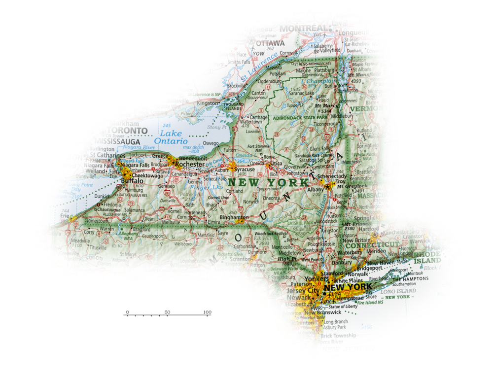 New York   State and Regional Portraits