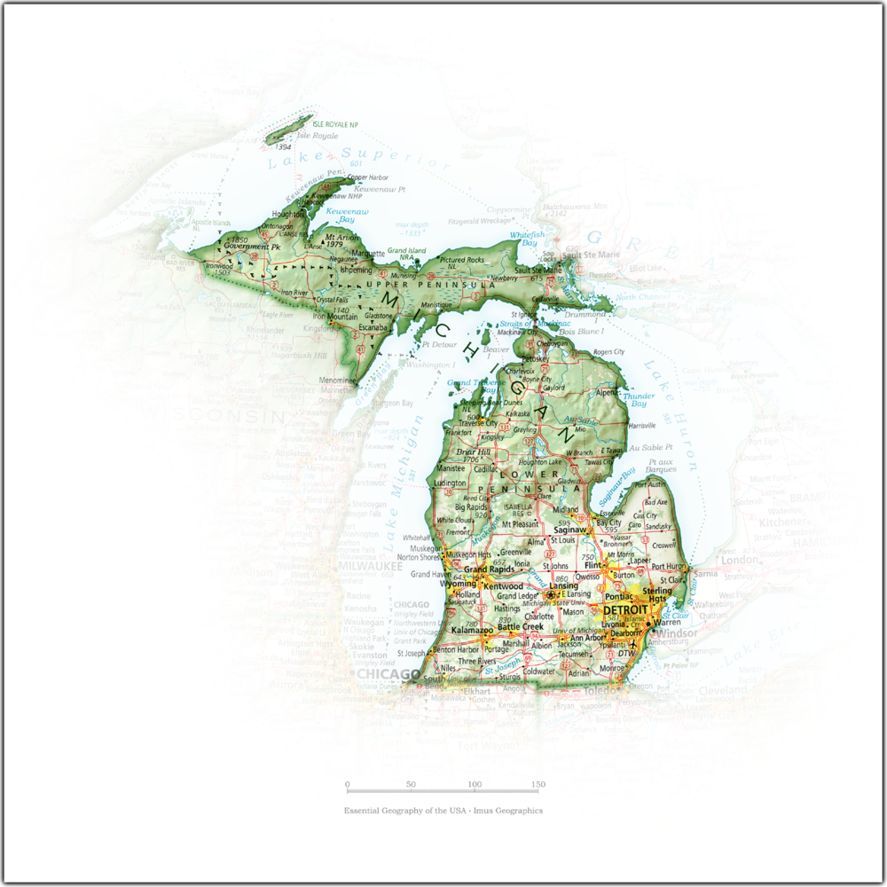 Portrait of Michigan | State and Regional Portraits