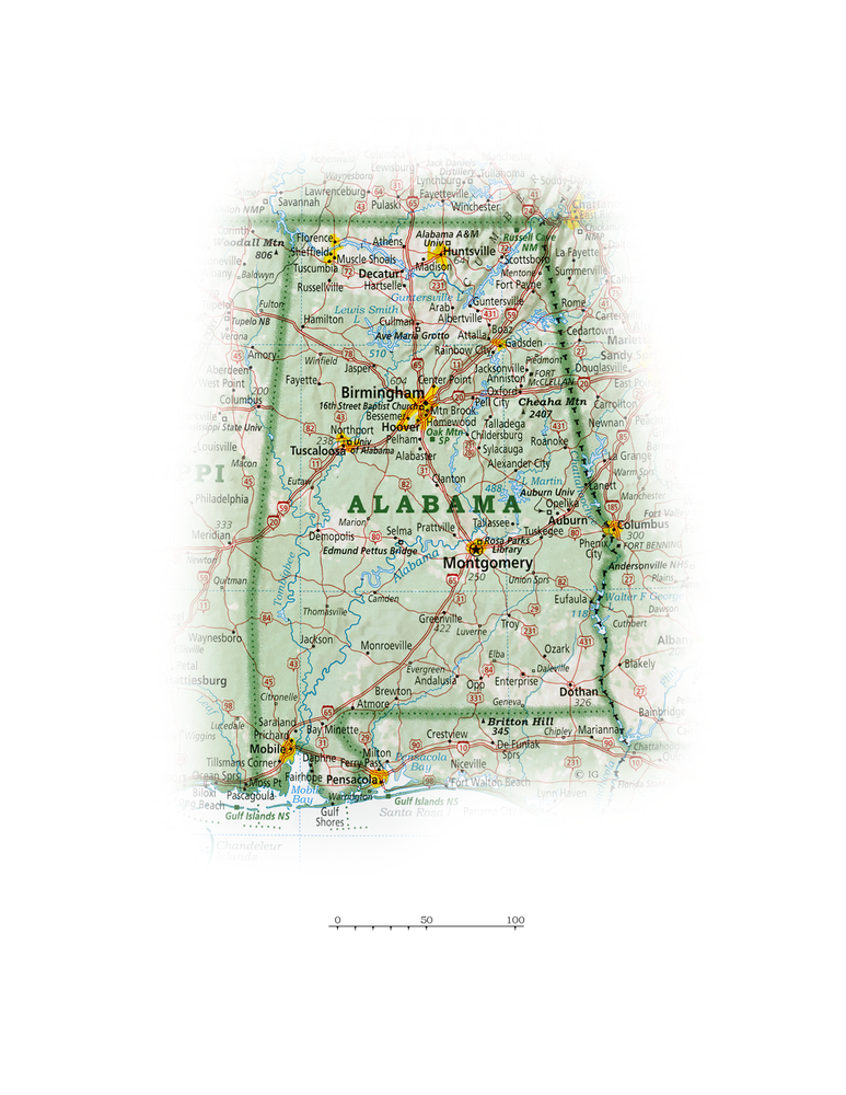 Alabama | State and Regional Portraits