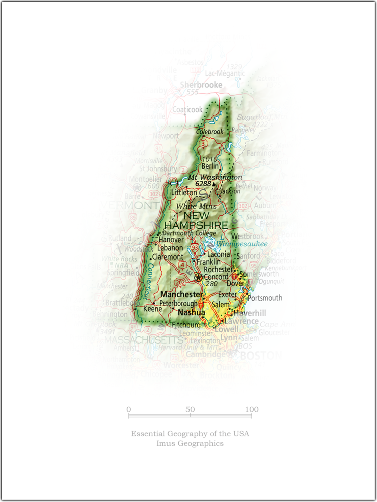 Portrait of New Hampshire | State and Regional Portraits