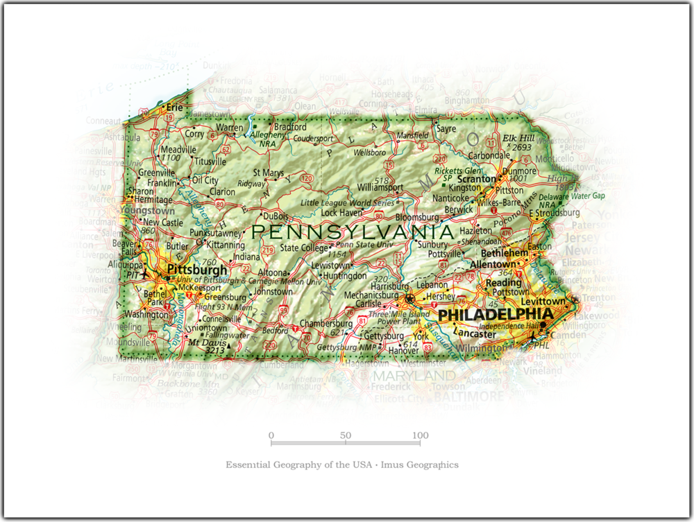 Portrait of Pennsylvania | State and Regional Portraits