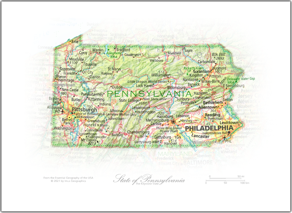 Portrait of Pennsylvania | NEW: State and Regional Portraits