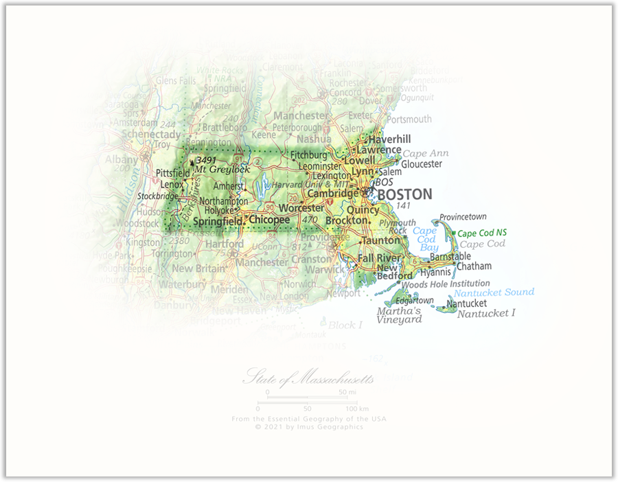 State of Massachusetts | State and Regional Portraits