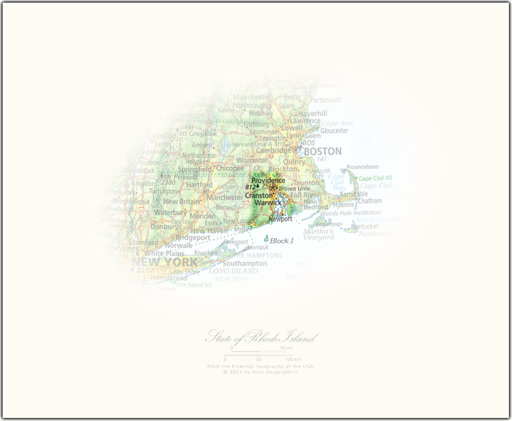 State of Rhode Island   State and Regional Portraits