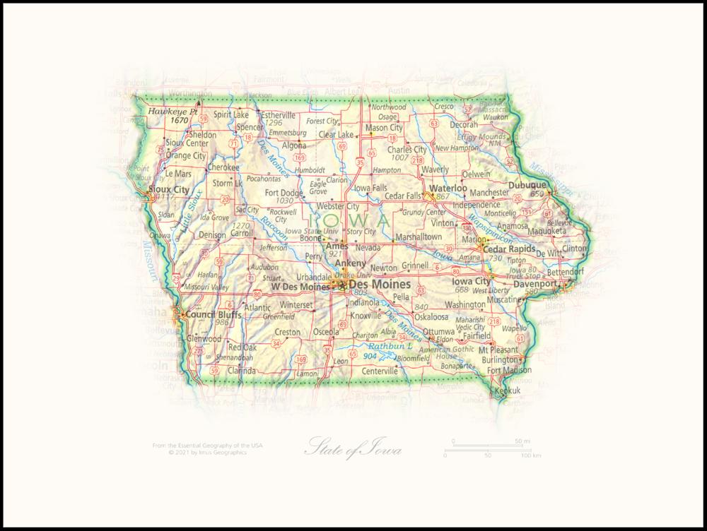 Portrait of Iowa | NEW: State and Regional Portraits