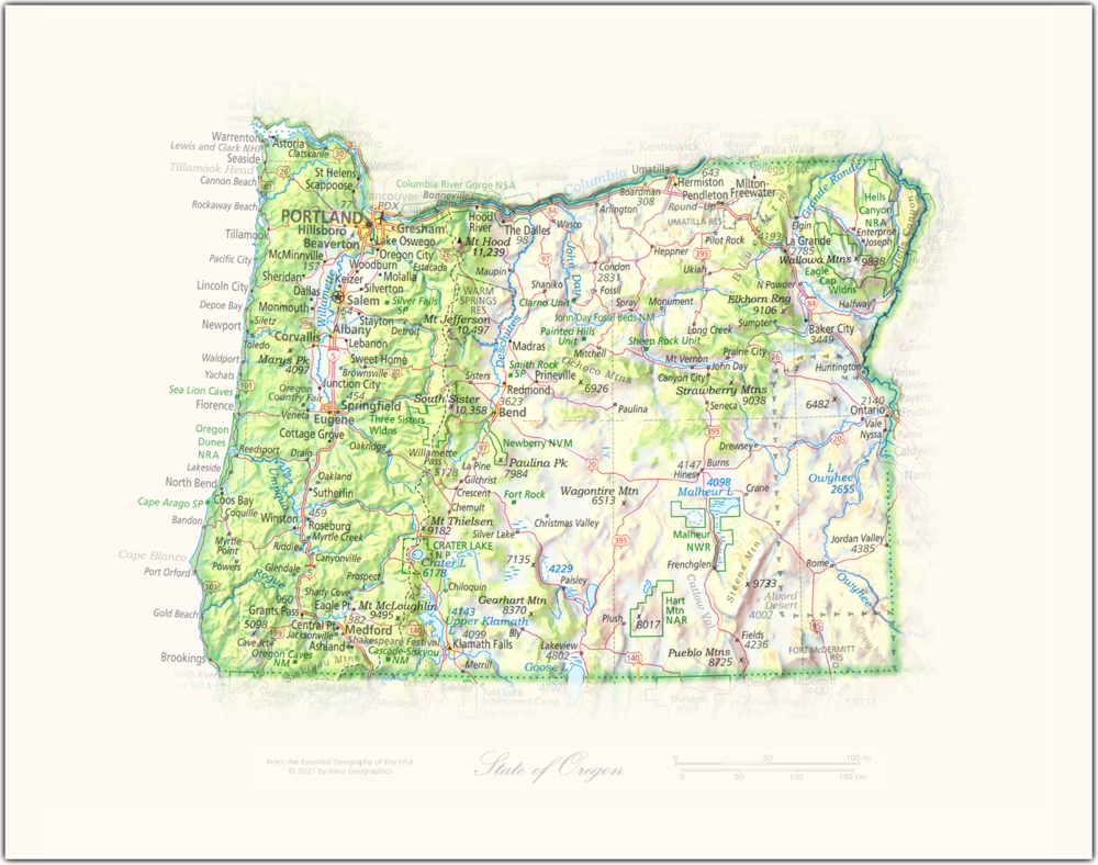 Portrait of Oregon | NEW: State and Regional Portraits