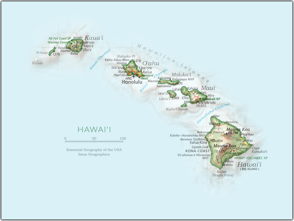 Portrait of Hawai'i | State and Regional Portraits