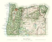 Image Cartographic Art