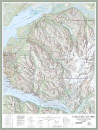 Image Chugach State Park - Chugach Mountains, Alaska
