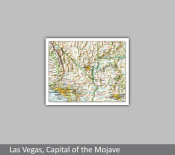 Image Las Vegas, Capital of the Mojave