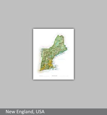 Image New England, USA