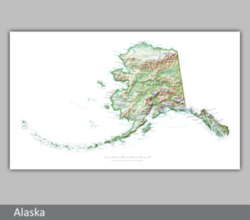 Image Portrait of Alaska