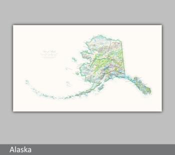 Image Portrait of Alaska