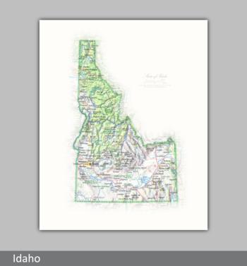 Image State of Idaho