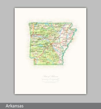 Image Portrait of Arkansas
