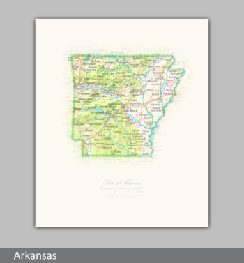 Image State of Arkansas