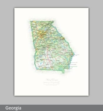 Image State of Georgia
