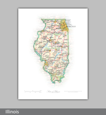 Image Portrait of Illinois
