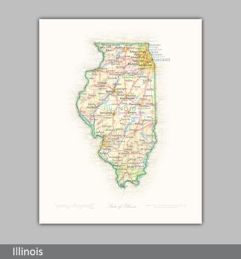 Image Portrait of Illinois