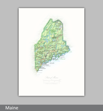 Image State of Maine