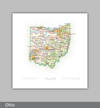 Image Portrait of Ohio