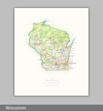 Image Portrait of Wisconsin