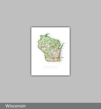 Image Wisconsin Portrait