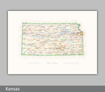Image State of Kansas
