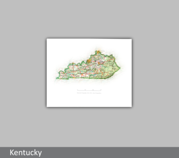 Image Portrait of Kentucky