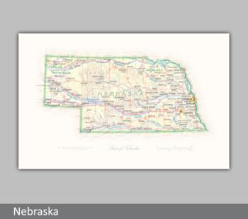 Image Portrait of Nebraska