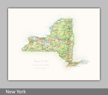 Image Portrait of New York