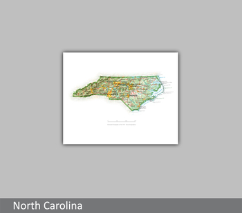 Image North Carolina Portrait