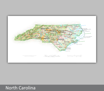 Image Portrait of North Carolina