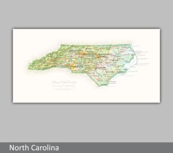 Image Portrait of North Carolina