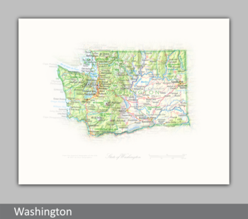 Image Portrait of Washington