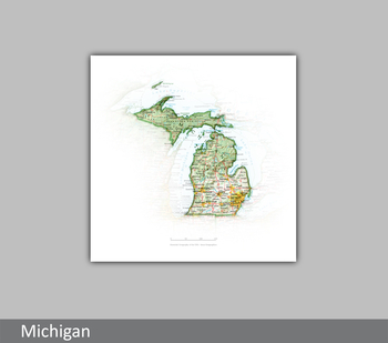 Image Michigan Portrait