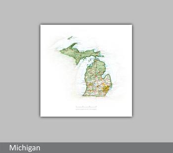 Image Michigan Portrait
